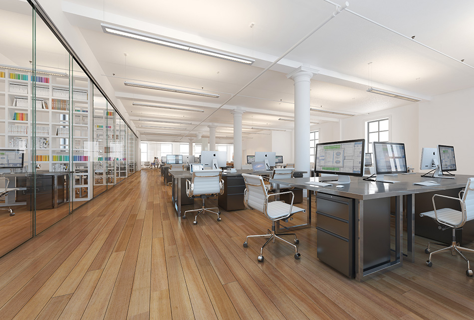 Image result for types of office space