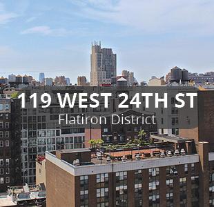 119 West 24th Street