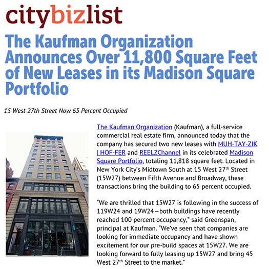 citybizlist lease announcement preview