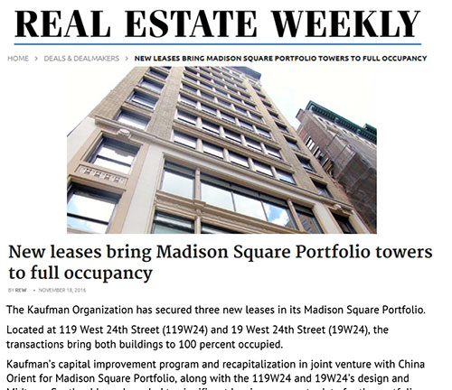 Real Estate Weekly preview