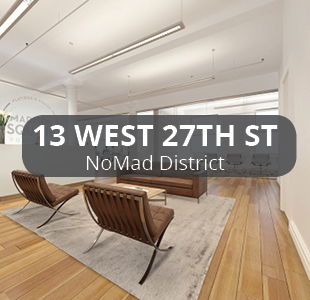 13 West 27th Street