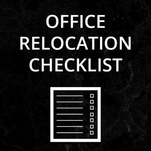 office relocation checklist button