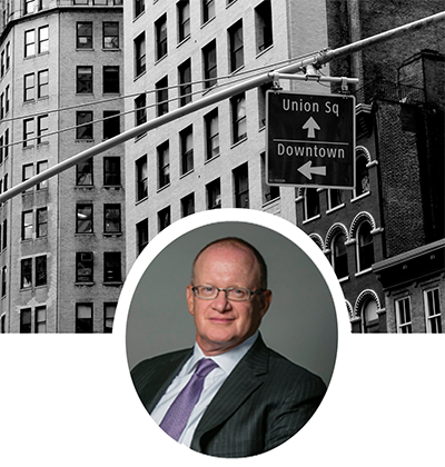 Grant Greenspan— Principal, Kaufman Leasing Company