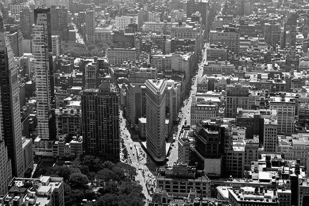 5 Top Reasons to lease office space in the Flatiron district in NY.